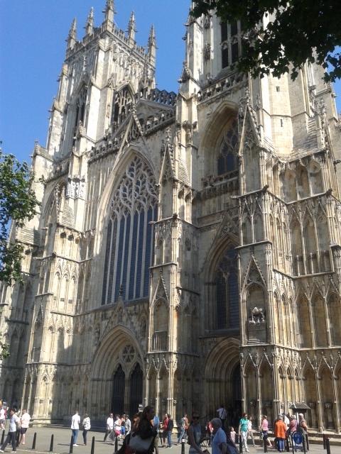 York Minster - Catedral da cidade