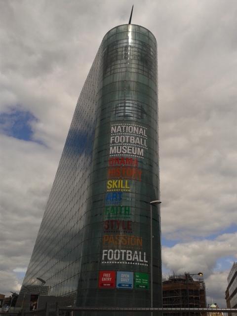 Museu Nacional do Futebol