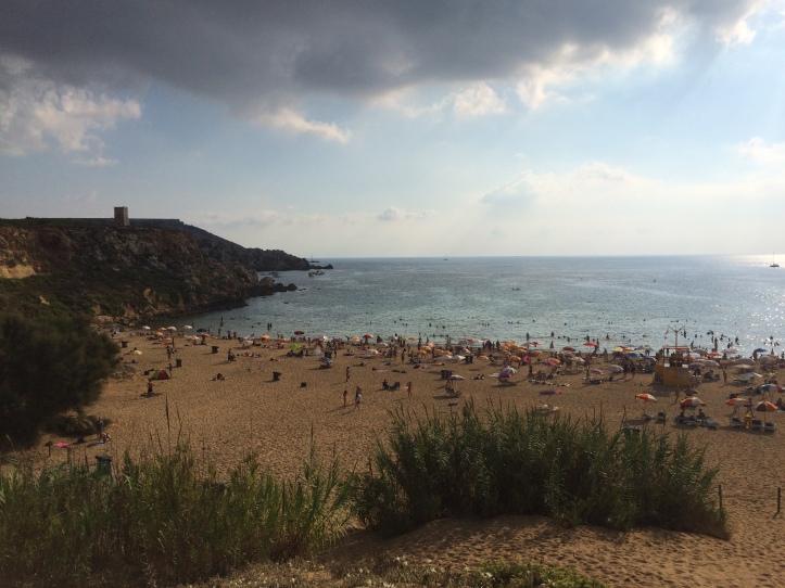 Praia de Golden Bay