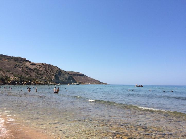 Ramla Bay - Ilha de Gozo