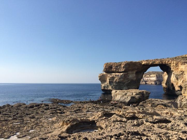 Blue Window - Ilha de Gozo