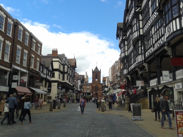 lojas EastGate st_Chester