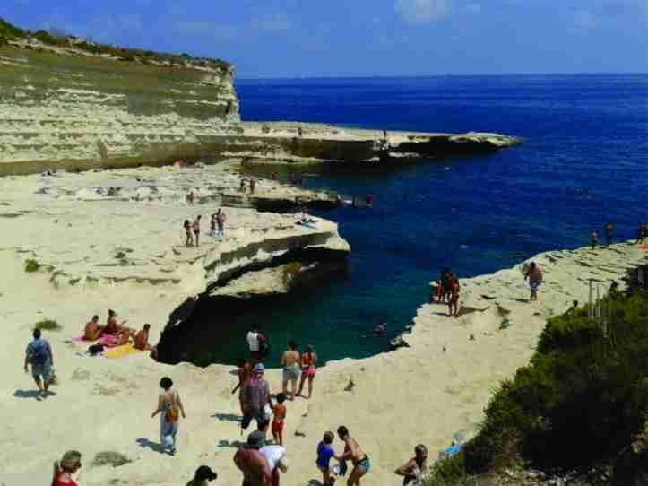 St. Peter's Pool - delícia de piscina natural!