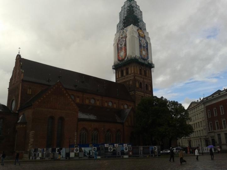 Catedral do Domo de Riga