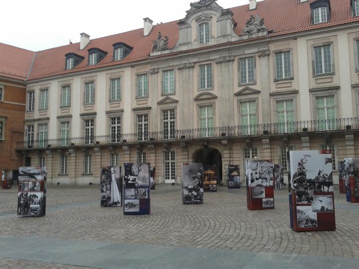 Exposição sobre a Guerra Fria no Palácio Real