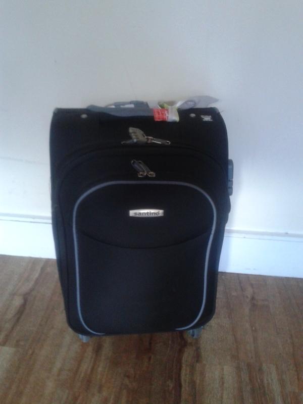 Minha bagagem para 18 dias de viagem! Me virei nos 30!