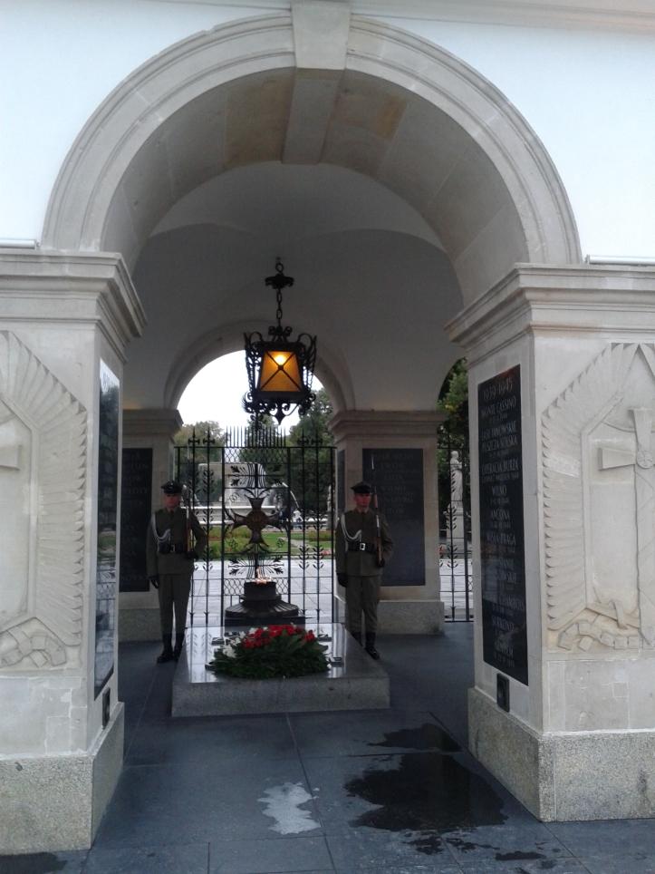 Memorial ao soldado desconhecido