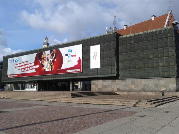 Museu de Ocupação da Letônia!