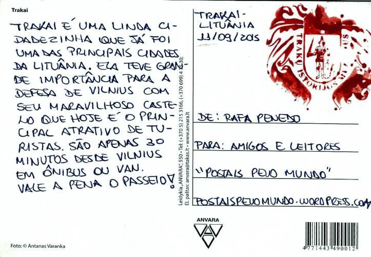 postal trakai verso editado