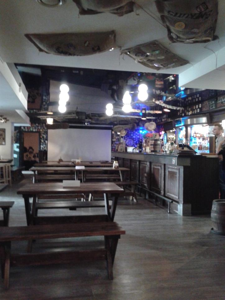 Bar e restaurante Snekutis