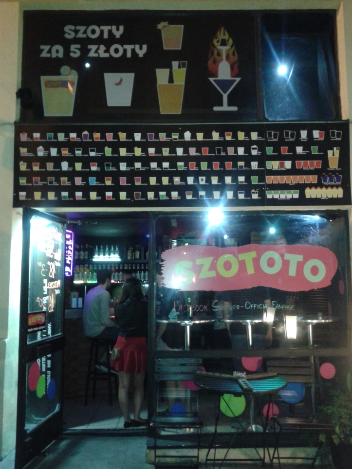 Bar Szototo