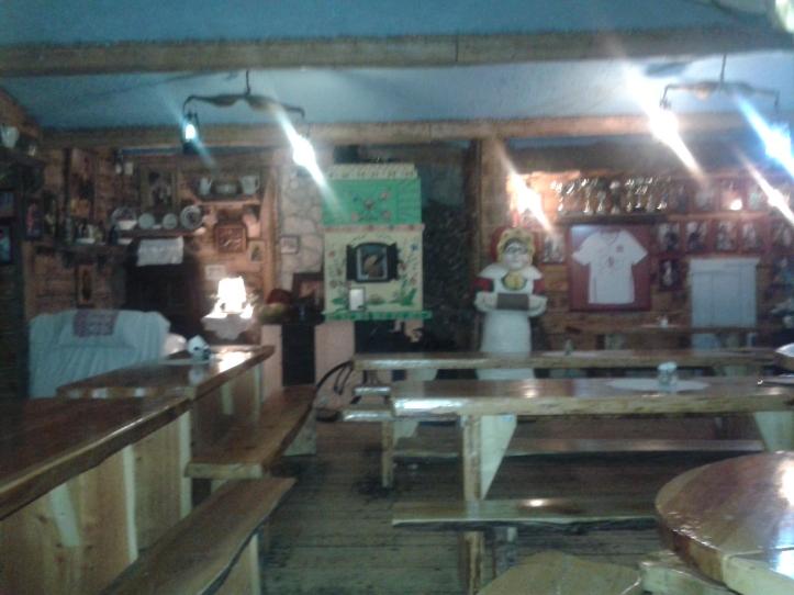 Restaurante Kuchnia Staropolska com carinha de casa da vovó