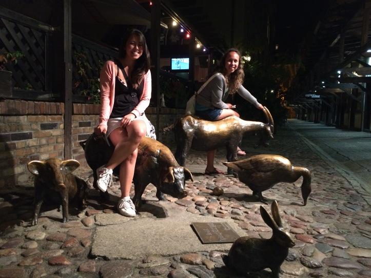 Os animais da rua St. Jatki