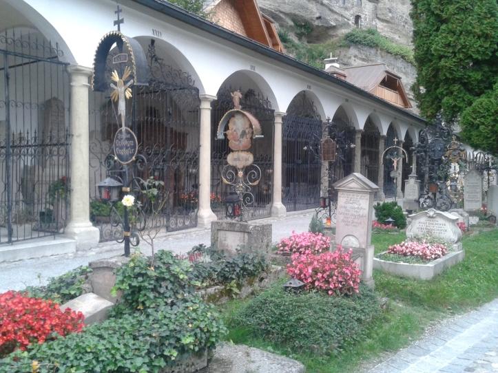 Cemitério de St. Peter's Dom