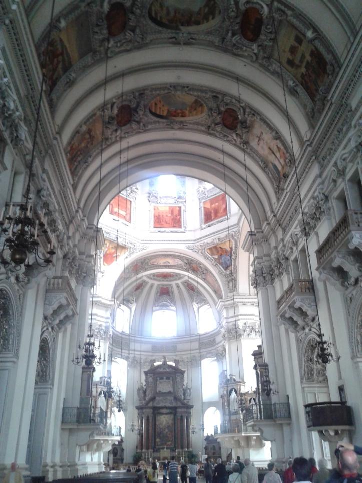 Igreja Domo por dentro