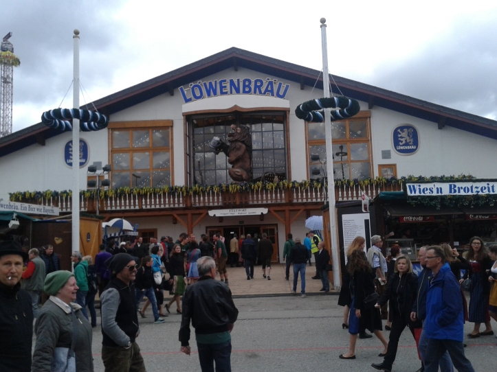 Tenda da Lowenbrau