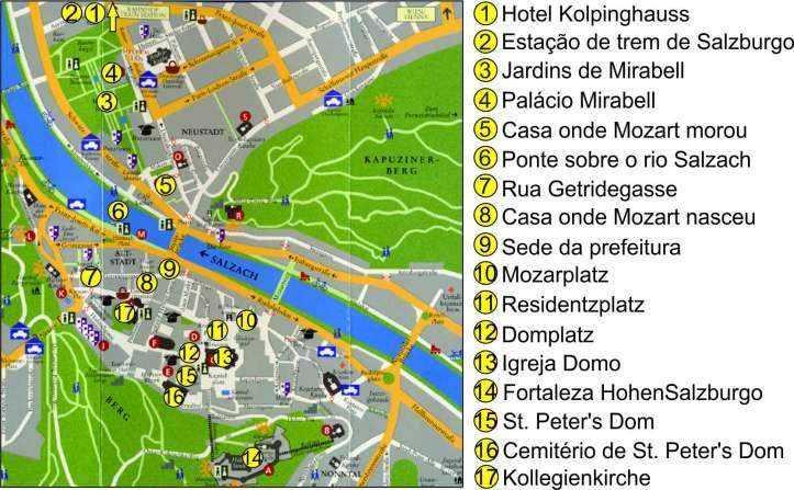 mapa salzburgo