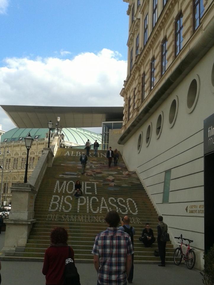 Exposição Picasso no Museu Albertina