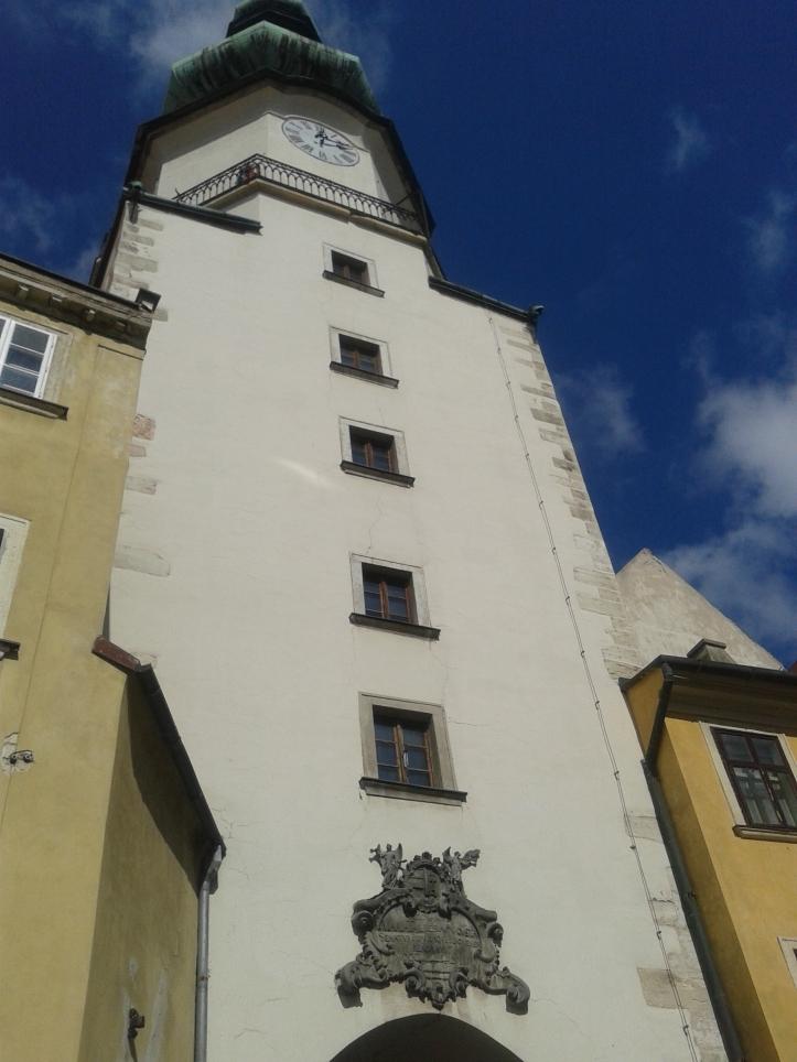 Portal de Michel, uma das principais entradas da cidade medieval
