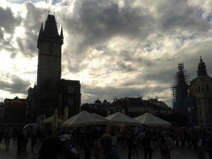 Praça principal da Cidade Velha