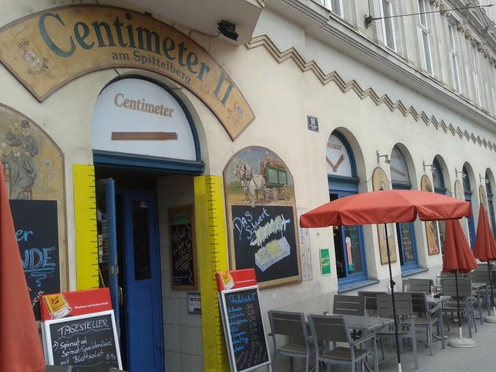 Restaurante Centimeter