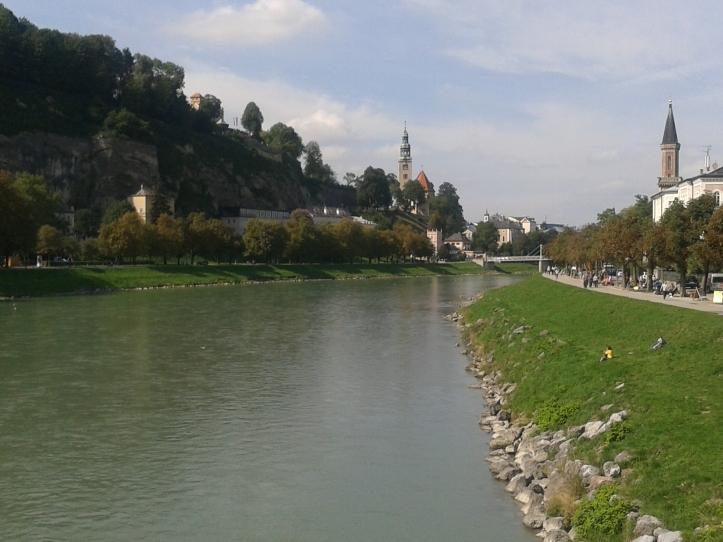 Rio Salzach