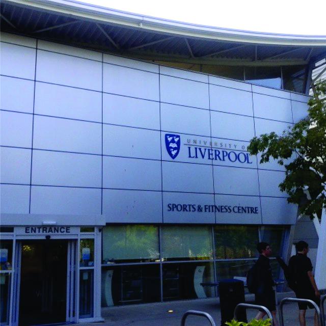 Centro Esportivo da Universidade de Liverpool