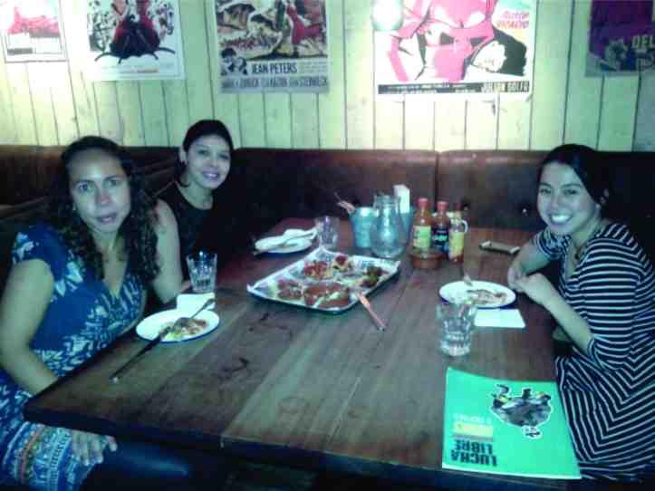 Restaurante mexicano Lucha Libre
