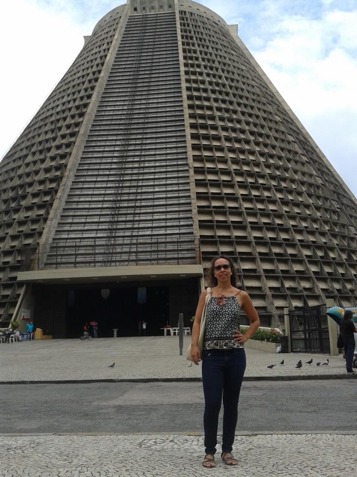 Fachada da Catedral do Rio
