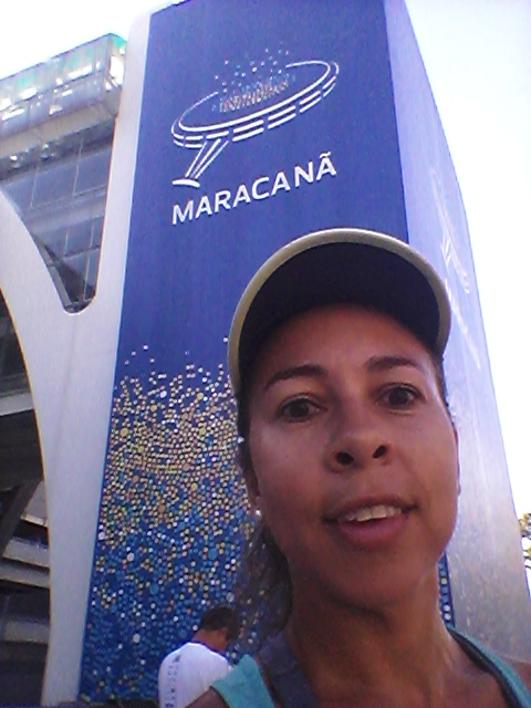 Corridinha ao redor do Maracanã