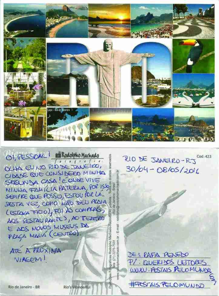 Postal Rio de Janeiro