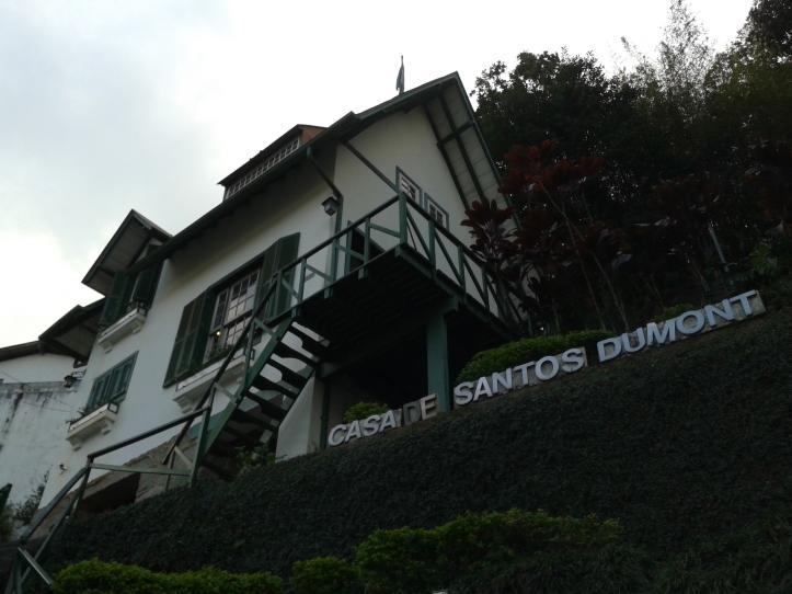 Casa de Santos Dumont em Petrópolis