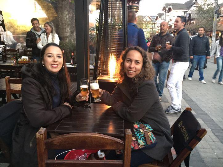 Cervejinha no Bar Chivas