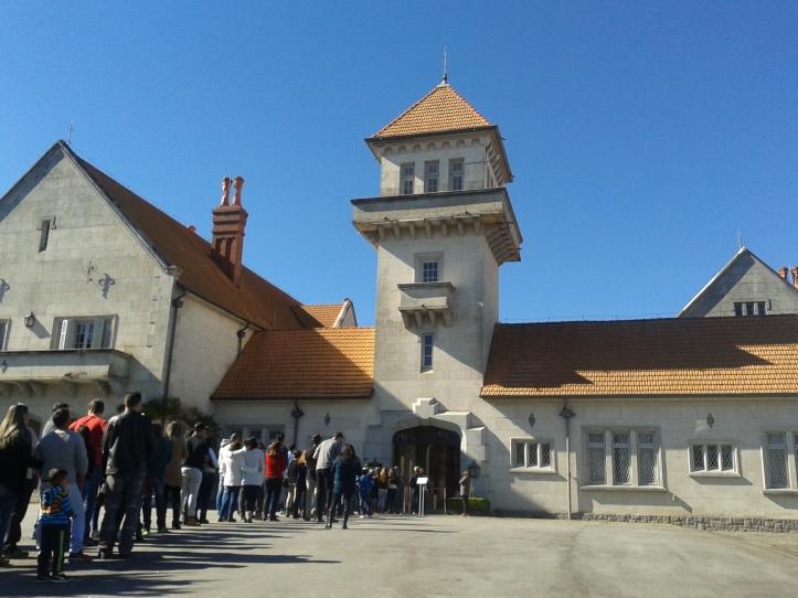 Palácio Boa Vista - residência de veraneio do governador de SP