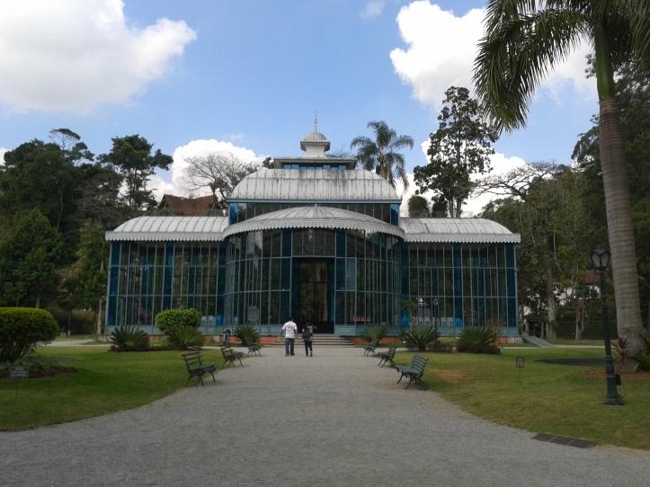 Palácio de Cristal de Petrópolis