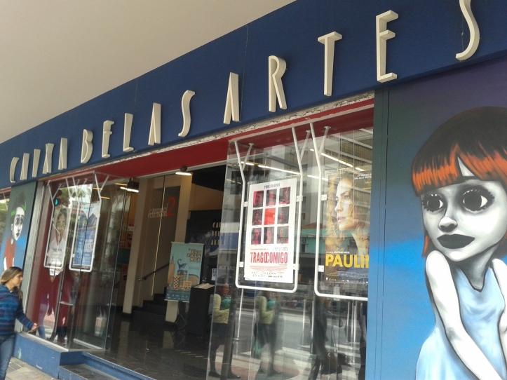 Cinema Caixa Belas Artes