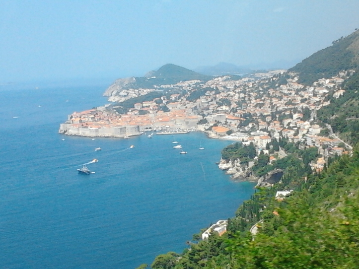 Dubrovnik de longe