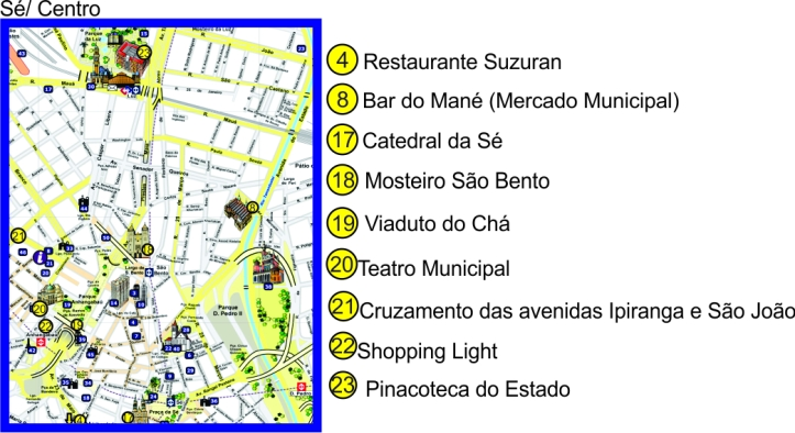 mapa Se_Centro