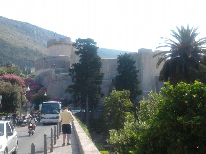 Muralha da Cidade Velha de Dubrovnik