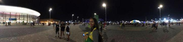 Panorâmica Parque Olímpico