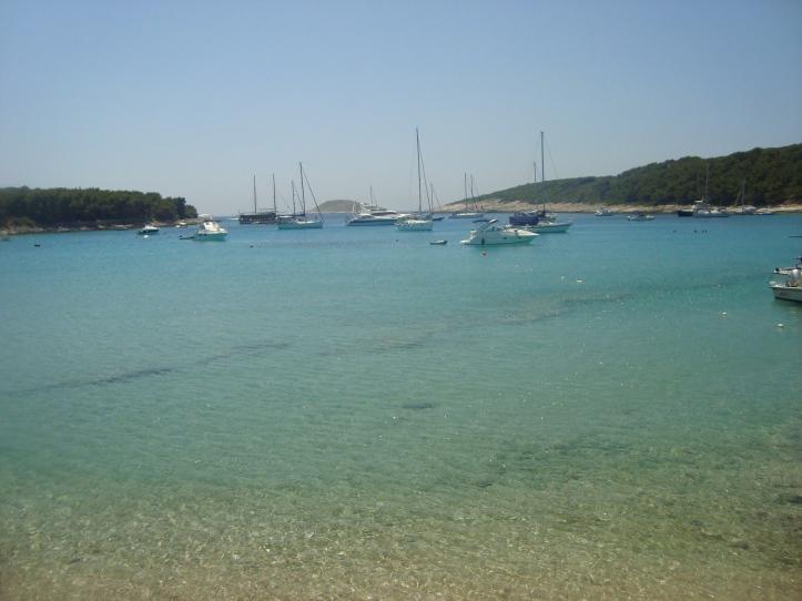 Praia de Palmizana