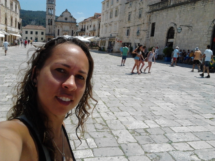 Cidade Velha de Dubrovnik pelo dia