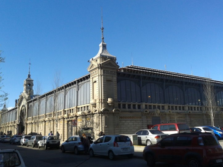 Mercado Agrícola de Montevidéu - MAM
