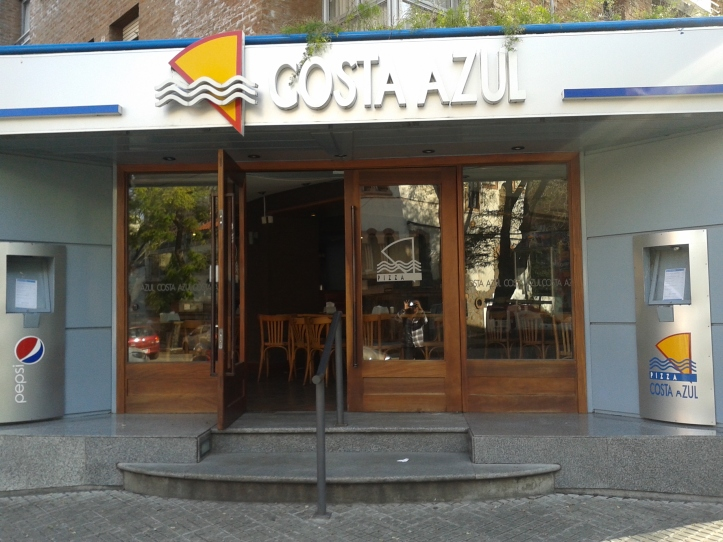 Restaurante Costa Azul