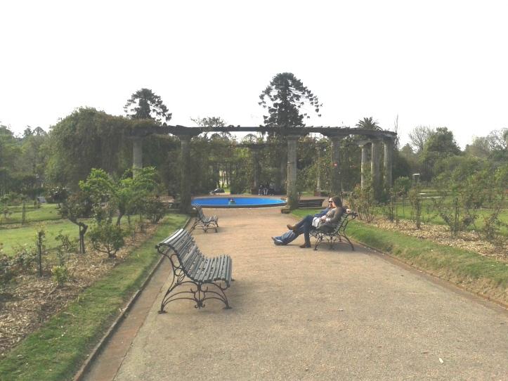 Rosedal do Parque Prado