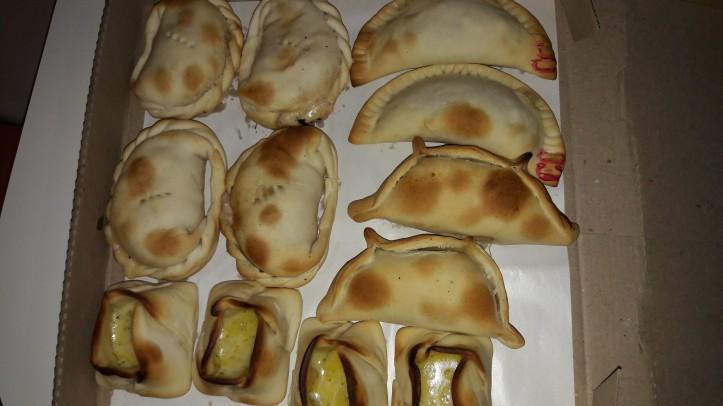 Maravilhosas empanadas argentinas