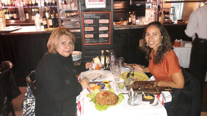 Jantar no La Cabrera (2016)