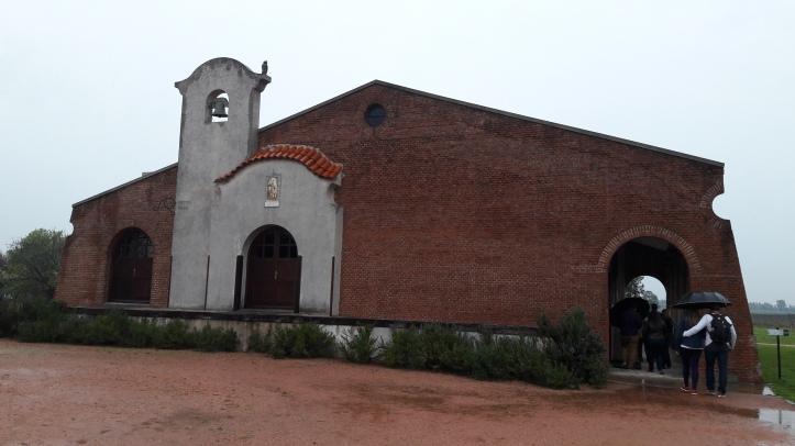Local de produção e de armazenamento dos vinhos