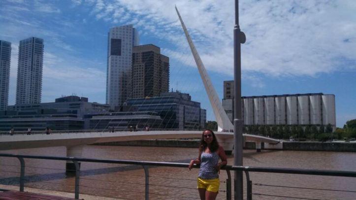 """""""Puente de la Mujer"""" - Puerto Madero"""