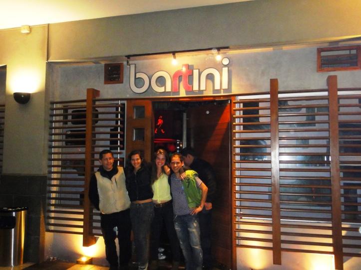 Bartini - night club no shopping Larcomar